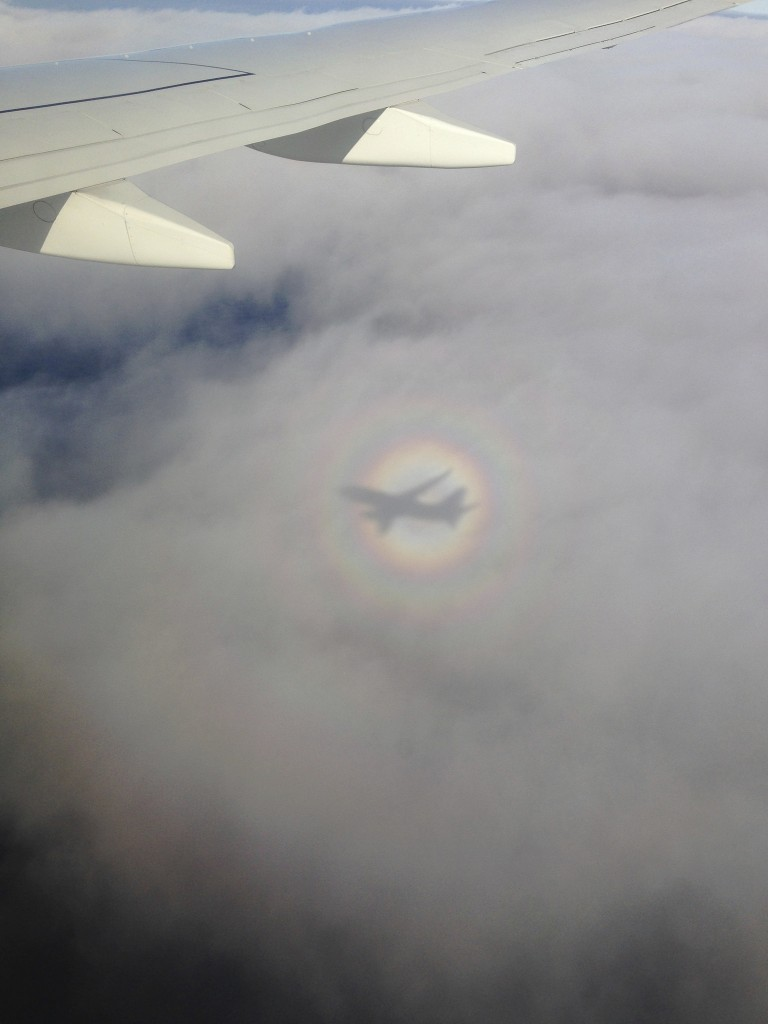 Brocken Spectre Flight