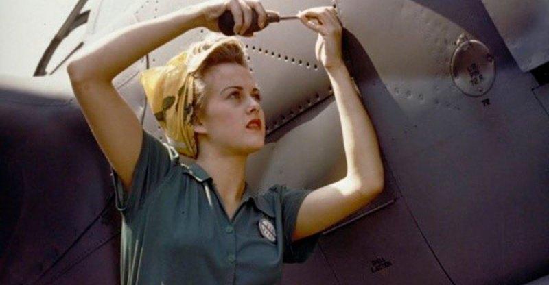 Fotos historicas del poder femenino