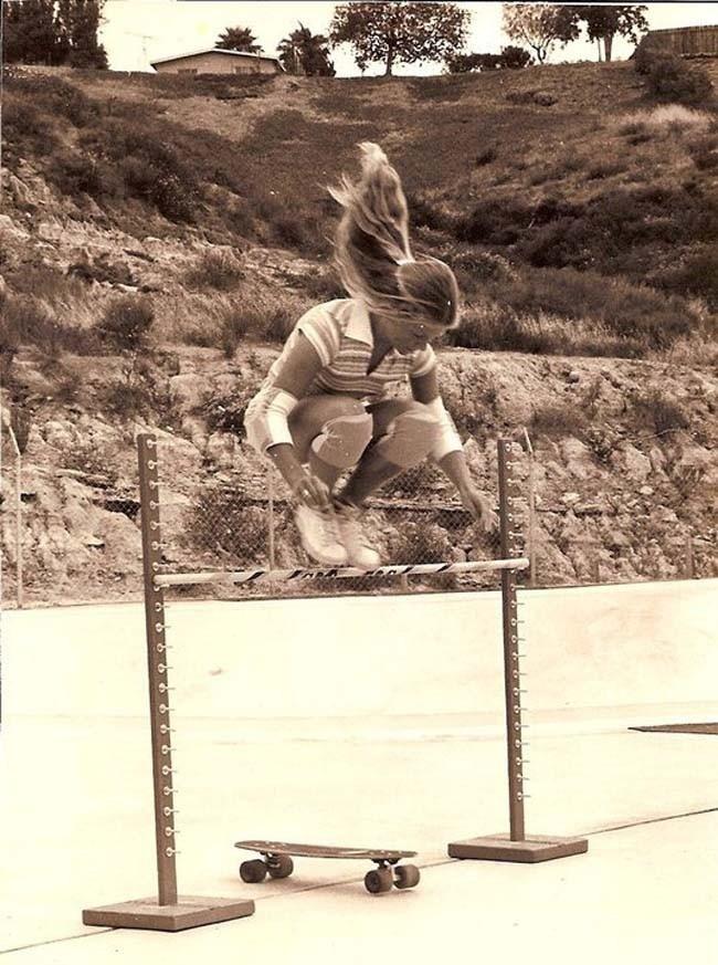 primera mujer skate