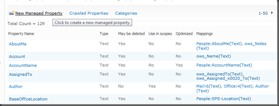Modifying SharePoint 2010 Standard Search Results (3/6)
