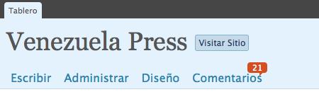 Tablero en español