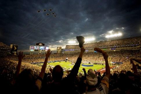 Cerimônia do Super Bowl