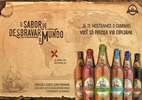 Campanha - Cervejas Karavelle