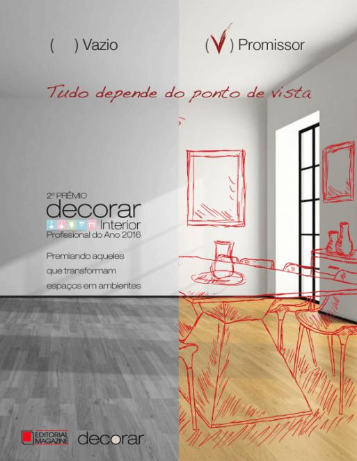 Campanha - Prêmio Decorar Interior