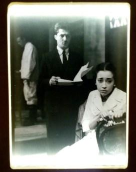 """Fernanda Montenegro na peça """"A Moratória"""""""