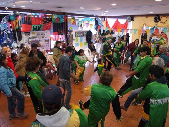 Celebración de los 10 años de la Fundación Camino Abierto.