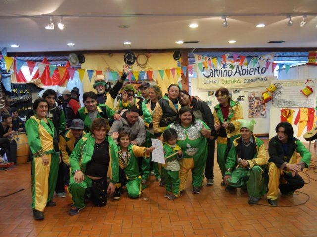 Usuarios de salud mental de Camino Abierto celebran los 10 años desde la apertura del centro.
