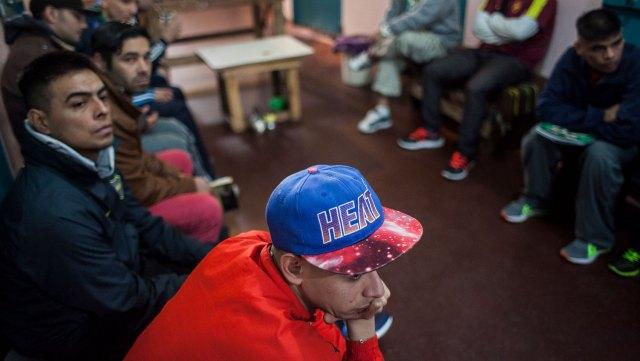 En las cárceles bonaerenses hay una superpoblación del 38%.