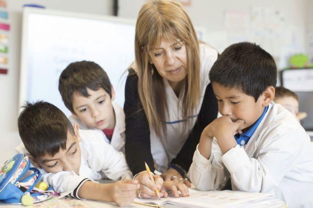 En la Ciudad de Buenos Aires hicieron foco en el acompañamiento de los alumnos.