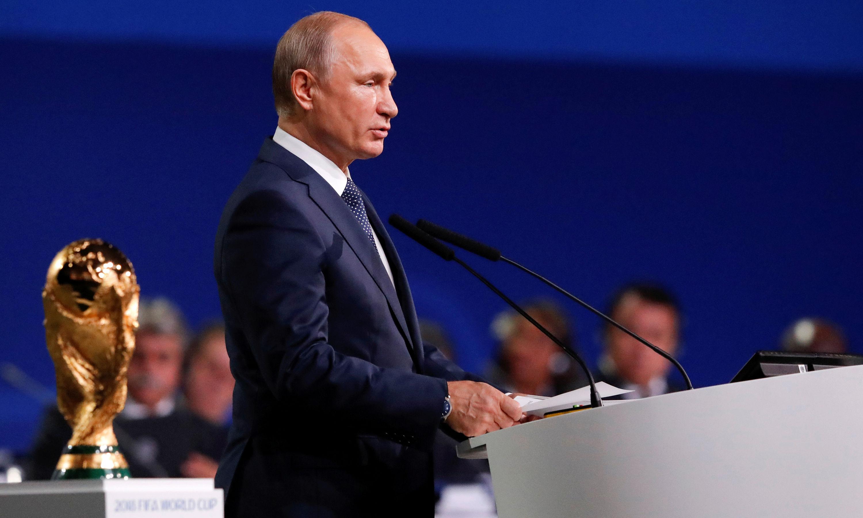 PutinWorldCup