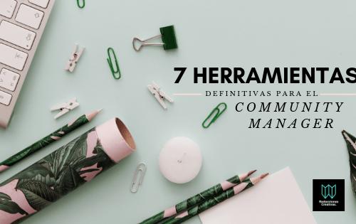 Herramientas definitivas para el Community Manager