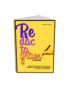 Redactagram ebook