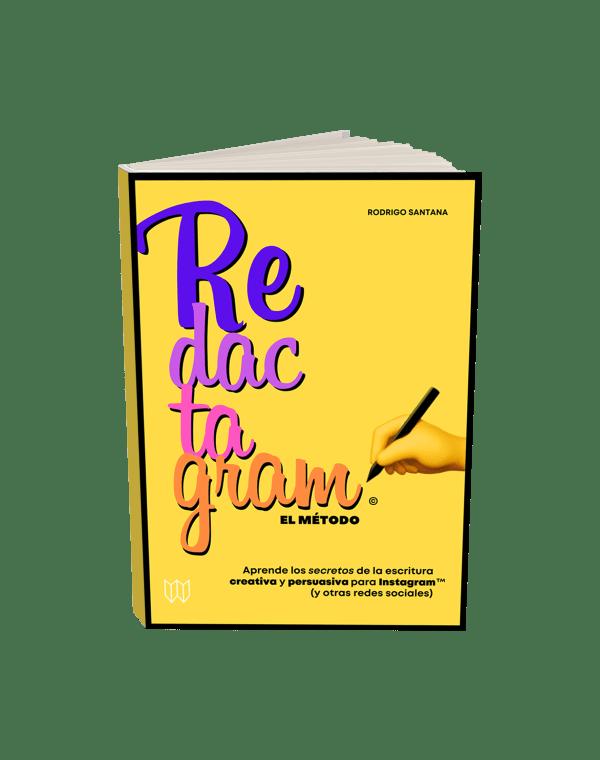 Redactagram ebook