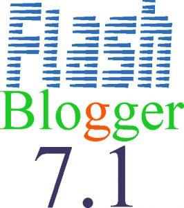 Flash Blogger 7.1 cu blogatu