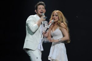 Castigatorii Eurovision 2011:Azerbaidjan - Ell/ Nikki