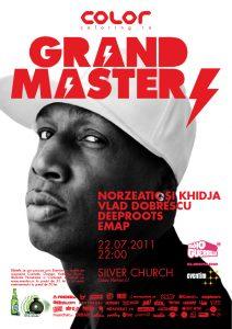 Hip Hop|Grand Master Flash live@SILVER Church