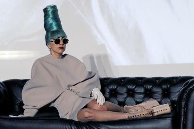 Lady Gaga are de gand sa lanseze o carte