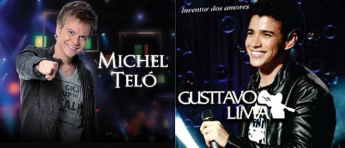 MICHEL TELO VS. GUSTTAVO LIMA