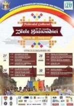 Festivalul cultural ''Zilele Basarabiei''