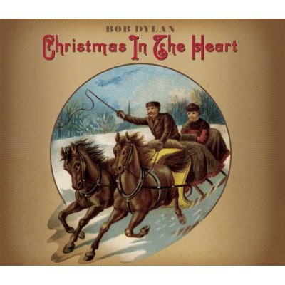 "Bob Dylan ""Christmas in the heart"
