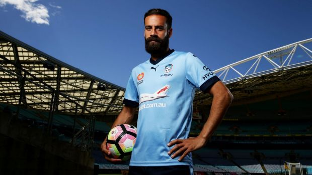Alex Brosque hates us all