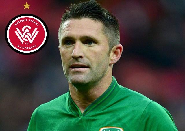 Wanderers still Keane on hit man