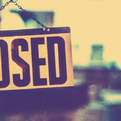 Window Closed