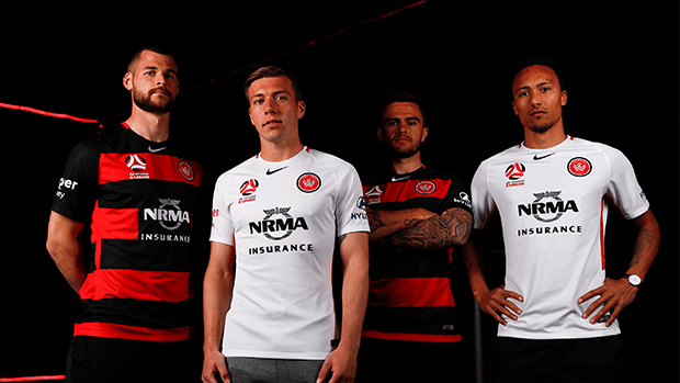 Wanderers extend Nike partnership for 3 more years