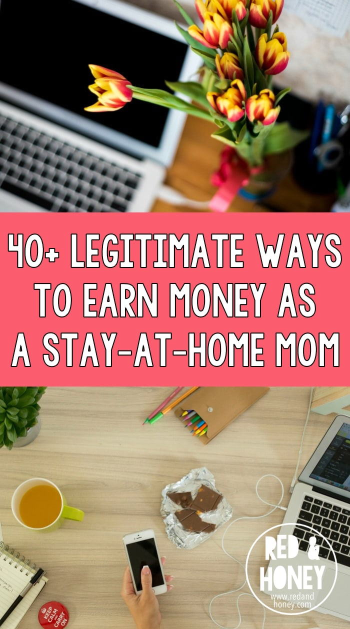 How To Make Money As A Stay At Home Mom Ideas Howsto Co