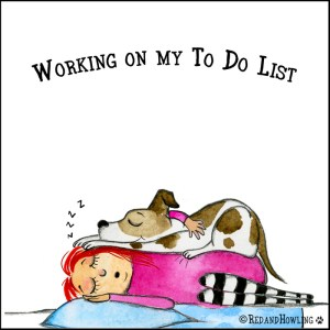 Working On My To Do List