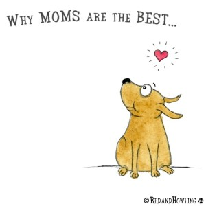 Why Moms Are The BEST! (video)