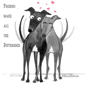 Friends Make All The Difference