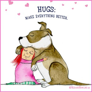Hugs Make Everything Better
