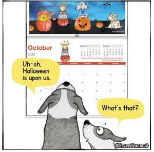 Halloween is upon us…