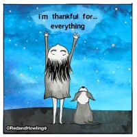 I'm Thankful for ...