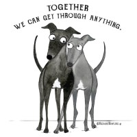 Together We Can Get Through Anything (GIF)
