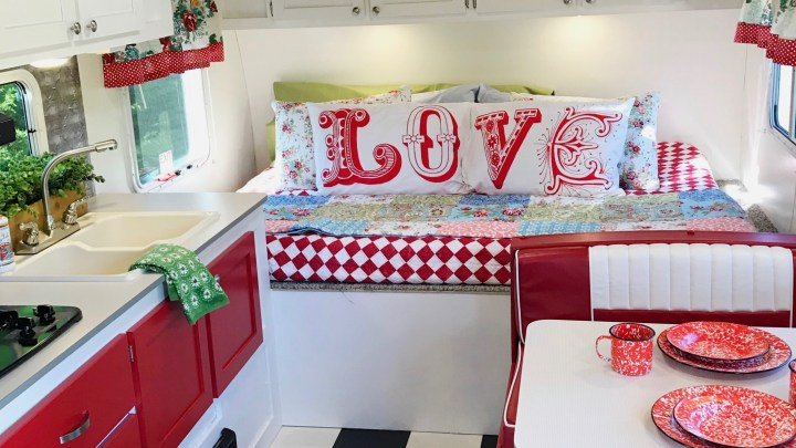 3 ways to make your camper feel like home