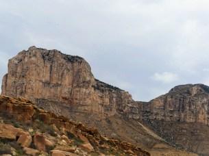 El Capitan, Guadalupe Mtns
