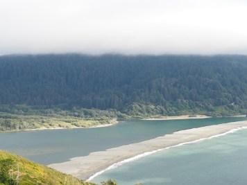Amazing views and foggy skies