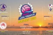 Οι ώρες του LEN Trophy