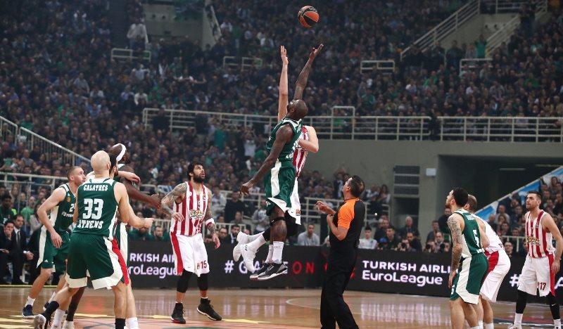 Basket League LIVE: Παναθηναϊκός – Ολυμπιακός (5ος τελικός)