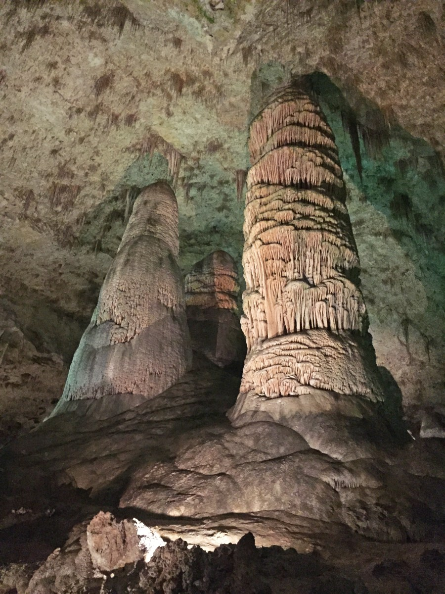 Carlsbad Caverns: A Cool Descent
