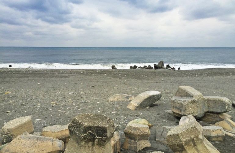 beach in taitung taiwan