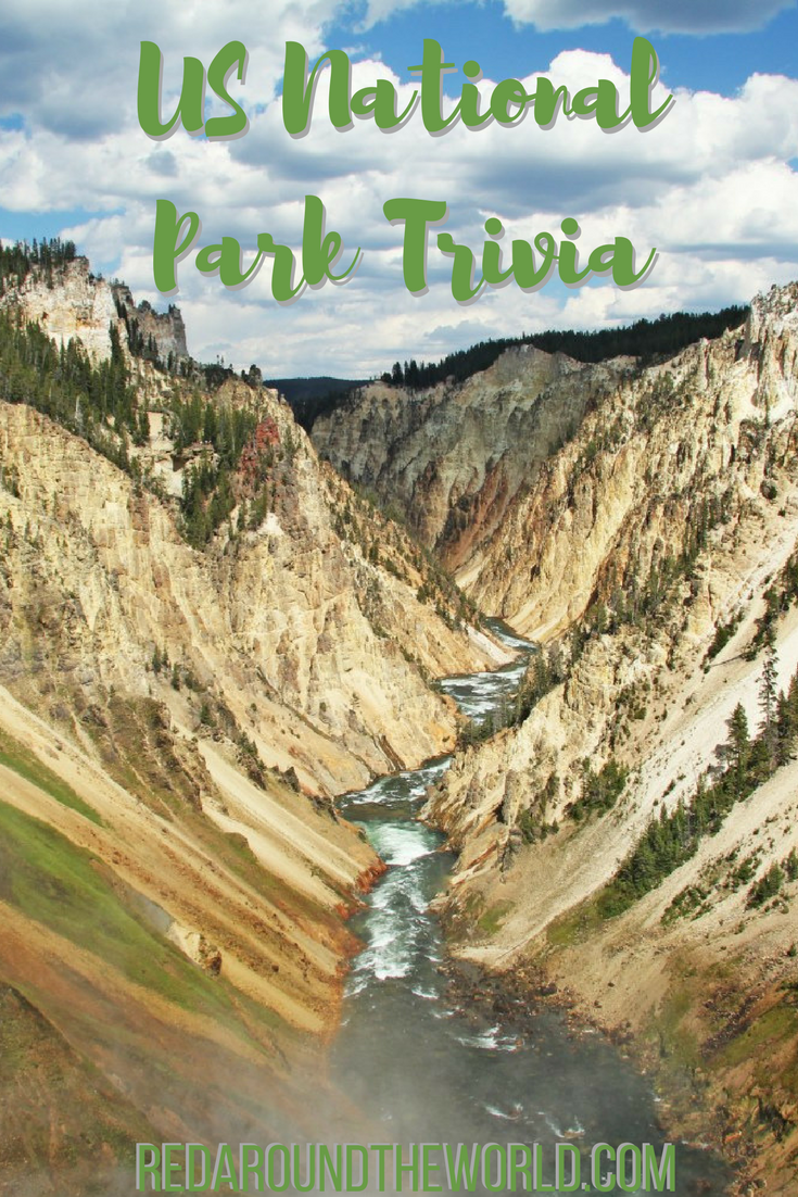 US National Park Trivia