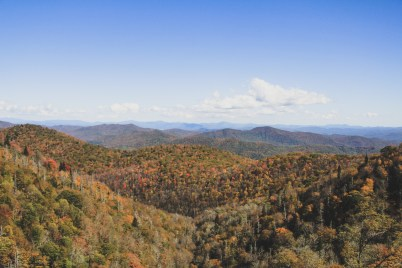 blueridge parkway north carolina