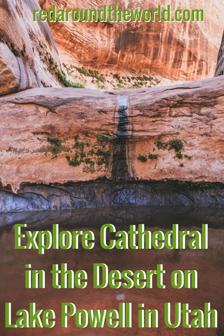 Explore Cathedral in the Desert on Lake Powell in Utah (1)