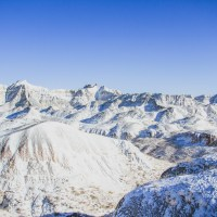 Badlands Below Zero: Tips For Visiting The Badlands In The Winter