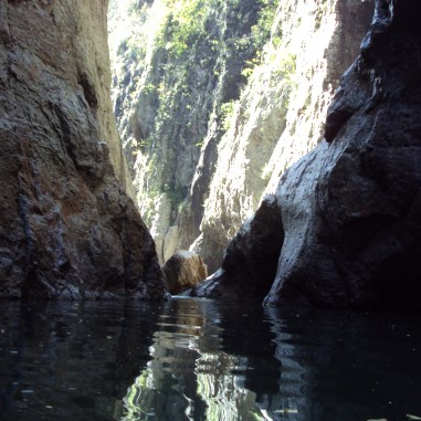 canyon de somoto Nicaragua