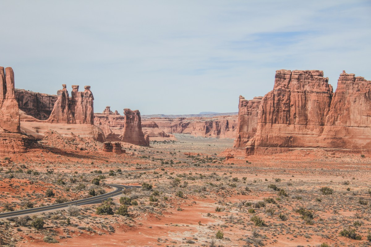 A Non-Hikers Drive Through Guide To Arches National Park