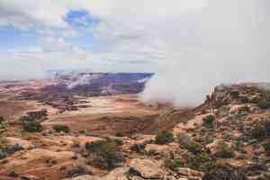 canyonlands island in the sky moab utah
